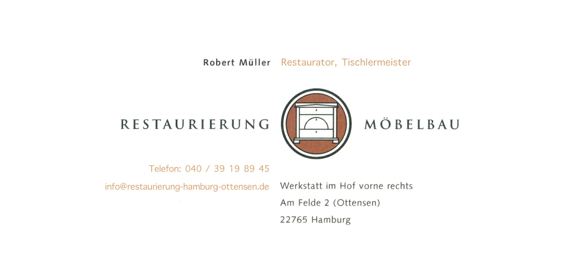 Restauration Robert Müller